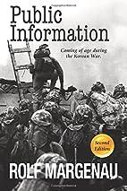 Public Information by Rolf Margenau