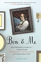 Ben & Me: From Temperance to…