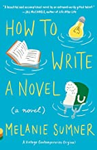 How to Write a Novel (Vintage…