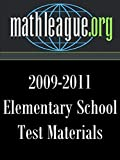 Tim Sanders: Elementary School Test Materials 2009-2011