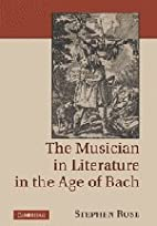 The Musician in Literature in the Age of…