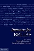 Reasons for Belief by Andrew Evan Reisner