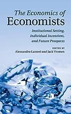 Economics of Economists by Alessandro…