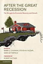 After the great recession : the struggle for…
