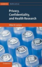 Privacy, Confidentiality, and Health…