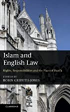 Islam and English Law: Rights,…