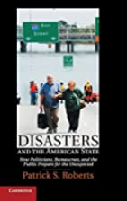 Disasters and the American State: How…