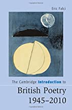 The Cambridge introduction to British…