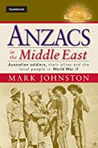 Anzacs in the Middle East - Australian…