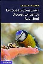 European Consumer Access to Justice…