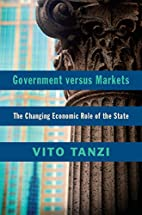 Government versus Markets: The Changing…