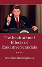 The Institutional Effects of Executive…