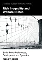 Risk Inequality and Welfare States: Social…