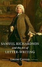 Samuel Richardson and the art of…