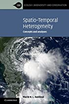 Spatio-temporal heterogeneity : concepts and…