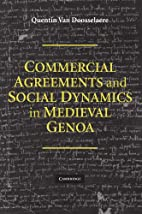 Commercial Agreements and Social Dynamics in…