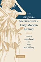 The Origins of Sectarianism in Early Modern…