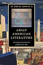 The Cambridge Companion to Asian American…