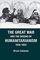 The Great War and the origins of…