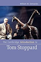 The Cambridge Introduction to Tom Stoppard…