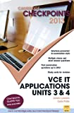 Potts, Colin: Cambridge Checkpoints VCE IT Applications 2013