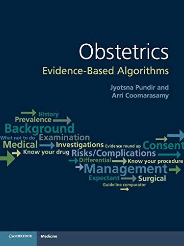 obstetrics-evidence-based-algorithms