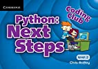 Coding Club Level 2 Python: Next Steps by…