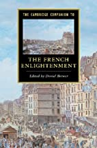 The Cambridge Companion to the French…