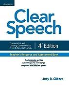 Clear Speech Teacher's Resource and…