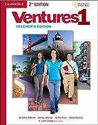 Ventures Level 1 Teacher's Edition with…