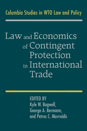 law-and-economics-of-contingent-protection-in-international-trade