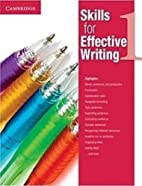 Skills for Effective Writing Level 1…