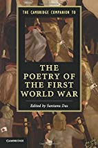 The Cambridge Companion to the Poetry of the…