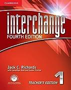 Interchange Level 1 Teacher's Edition…
