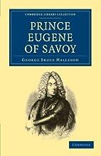 Prince Eugene of Savoy (Cambridge Library…