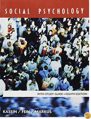 TSocial Psychology with Study Guide