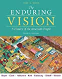 Boyer, Paul S.: Bundle: The Enduring Vision, Volume II: Since 1865, 7th + WebTutor(TM) on Blackboard Printed Access Card