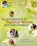 Ott, R. Lyman: Bundle: An Introduction to Statistical Methods and Data Analysis, 6th + MINITAB Student Version 14 for Windows
