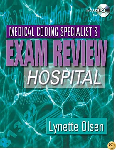 Medical Coding Specialist's Exam Review: Hospital (Book Only)