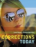 Siegel, Larry J.: Bundle: Corrections Today + WebTutor(TM) on Blackboard Printed Access Card