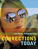 Siegel, Larry J.: Bundle: Corrections Today + WebTutor(TM) on WebCT(TM) Printed Access Card