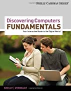 Discovering Computers Fundamentals: Your…
