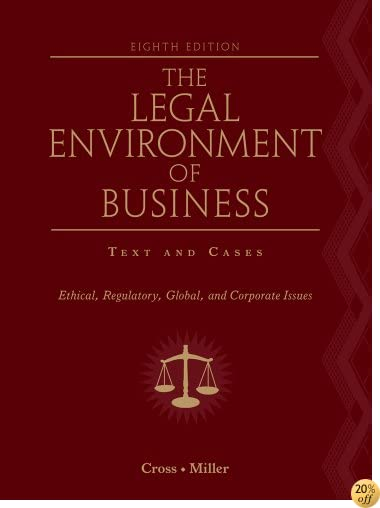 Bundle: The Legal Environment of Business, 8th + Business Law Digital Video Library Printed Access Card