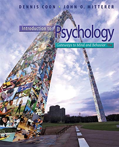 introduction-to-psychology-gateways-to-mind-and-behavior-13th-edition