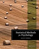 Howell, David C.: Statistical Methods for Psychology (Psy 613 Qualitative Research and Analysis in Psychology)