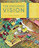 Boyer: Enduring Vision,Concise (7th, 13) by Boyer, Paul S - Clark, Clifford E - Halttunen, Karen - Hawley [Paperback (2012)]