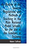 Sullivan, Robert: An Outline of the General Regulations and Methods of Teaching in the Male National Model Schools, fo