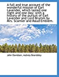 Davidson, John: A full and true account of the wonderful mission of Earl Lavender, which lasted one night and one da