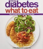 Diabetic Living Diabetes What to Eat by…