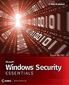 Microsoft Windows Security Essentials by…